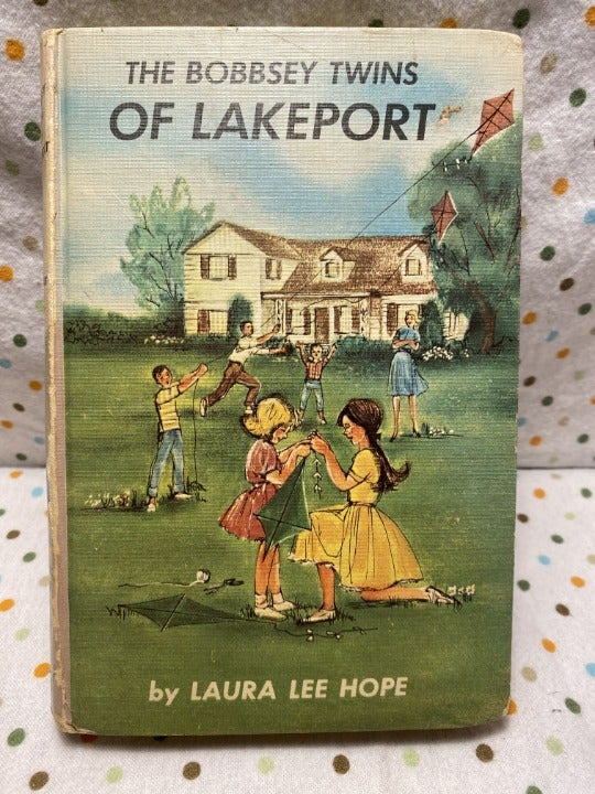 Vintage The Bobbsey Twins of Lakeport