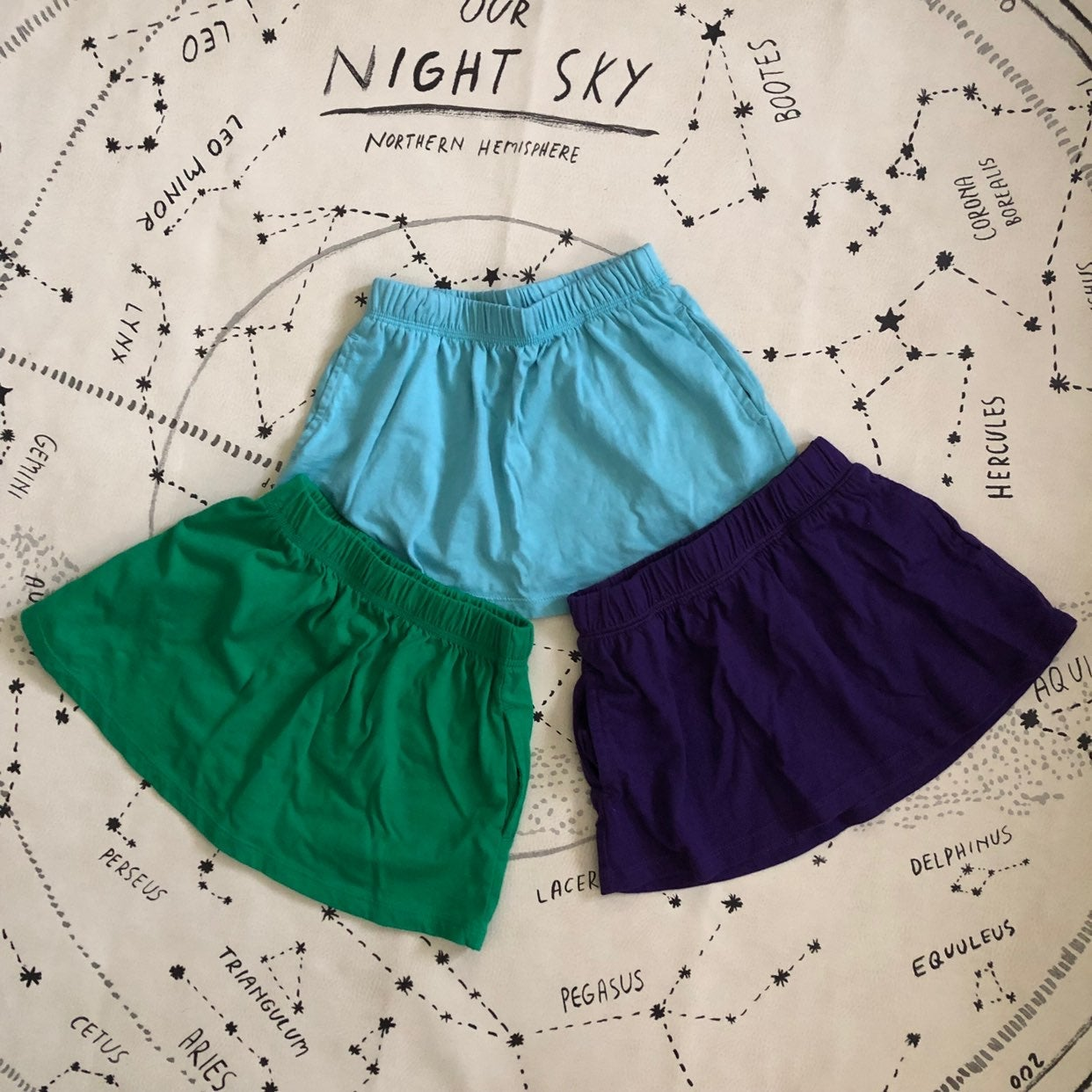 Toddler Skirt Lot Primary Clothing Co.