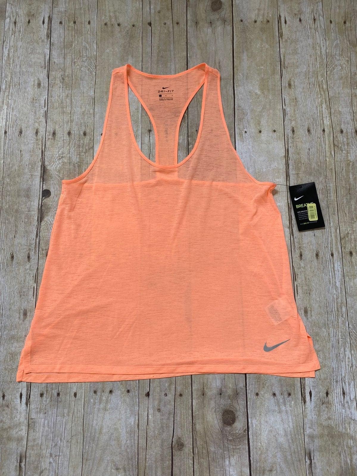 Nike Burnout Tank Size Large