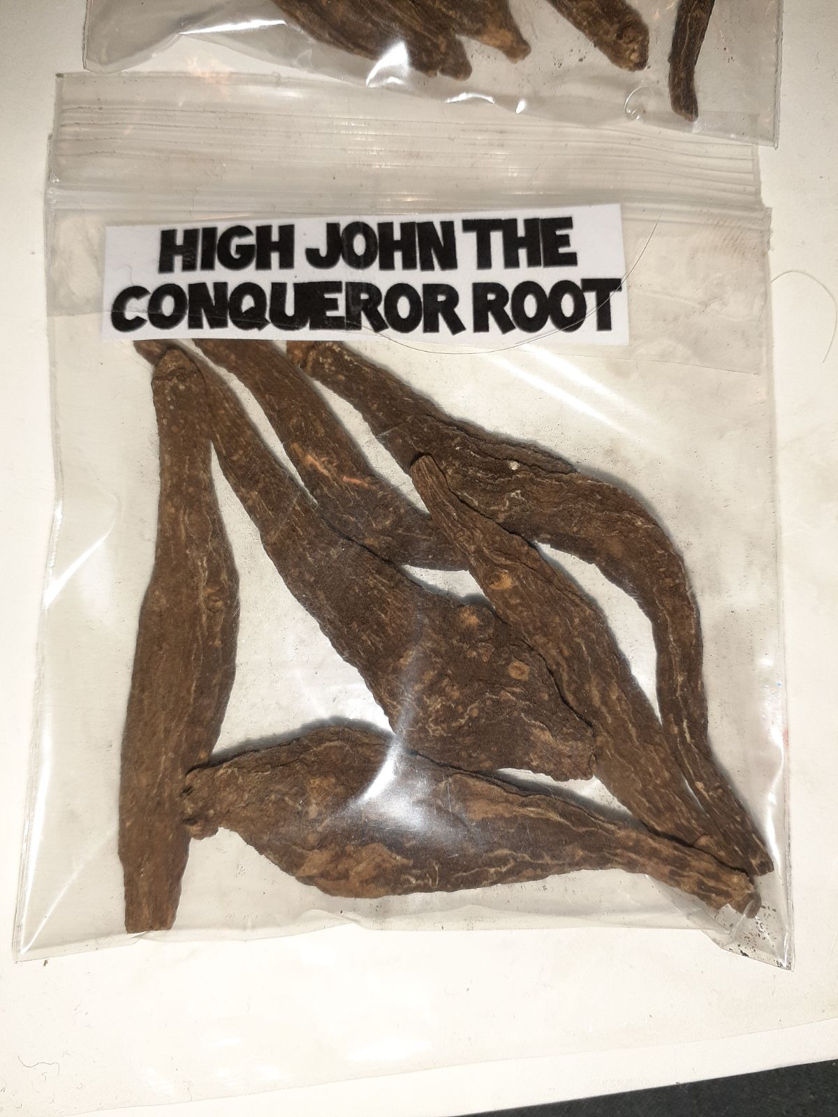 6 HIGH JOHN THE CONQUEROR ROOTS
