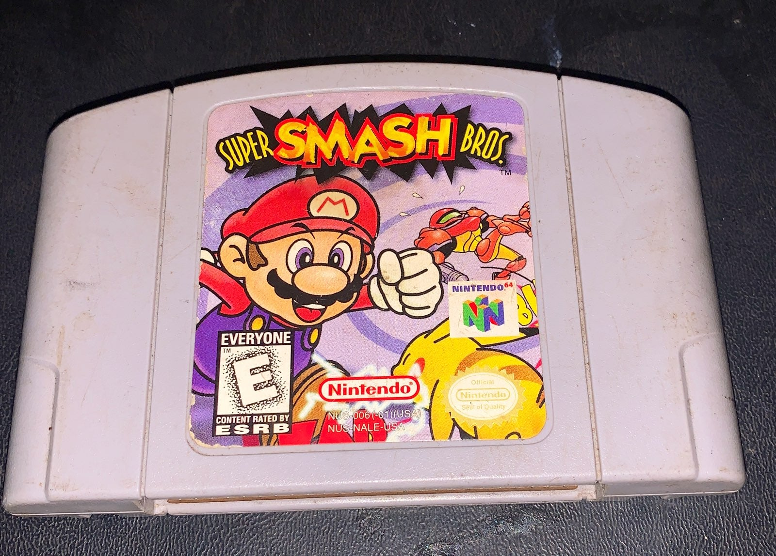 Super Smash Bros. Video game