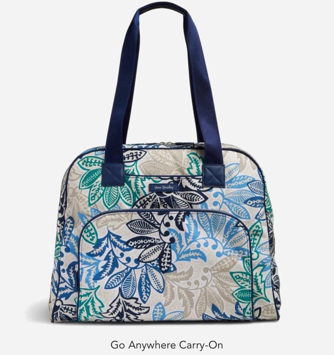 NWT Go Anywhere Carry on Bag