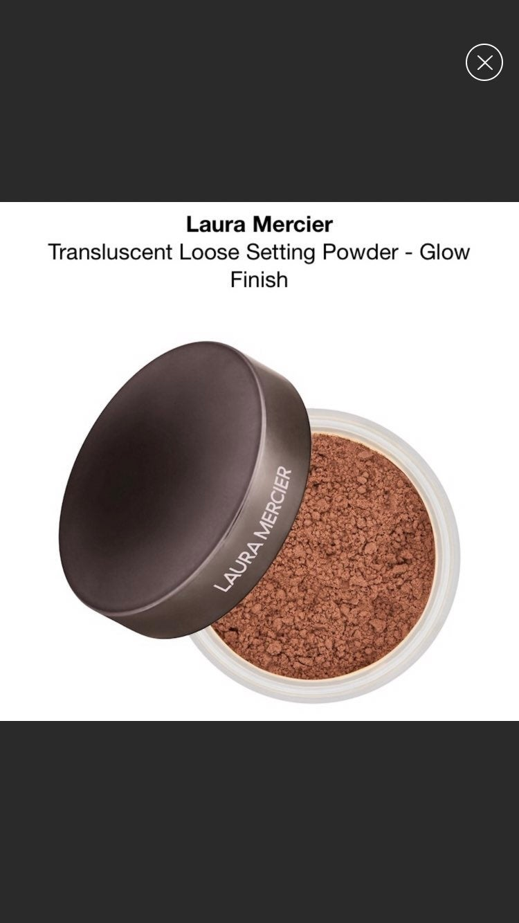Laura Mercier Translucent Glow Powder
