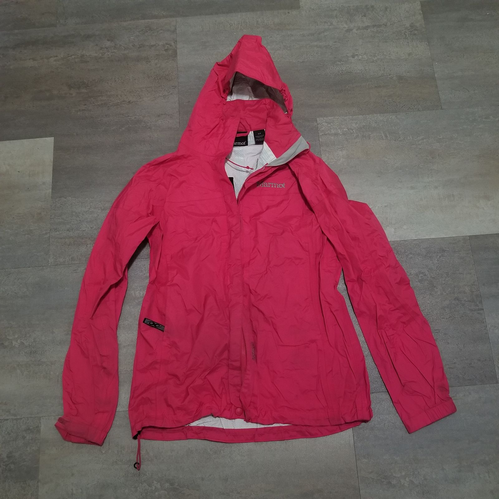 Marmot Womens Rain Jacket Size Small