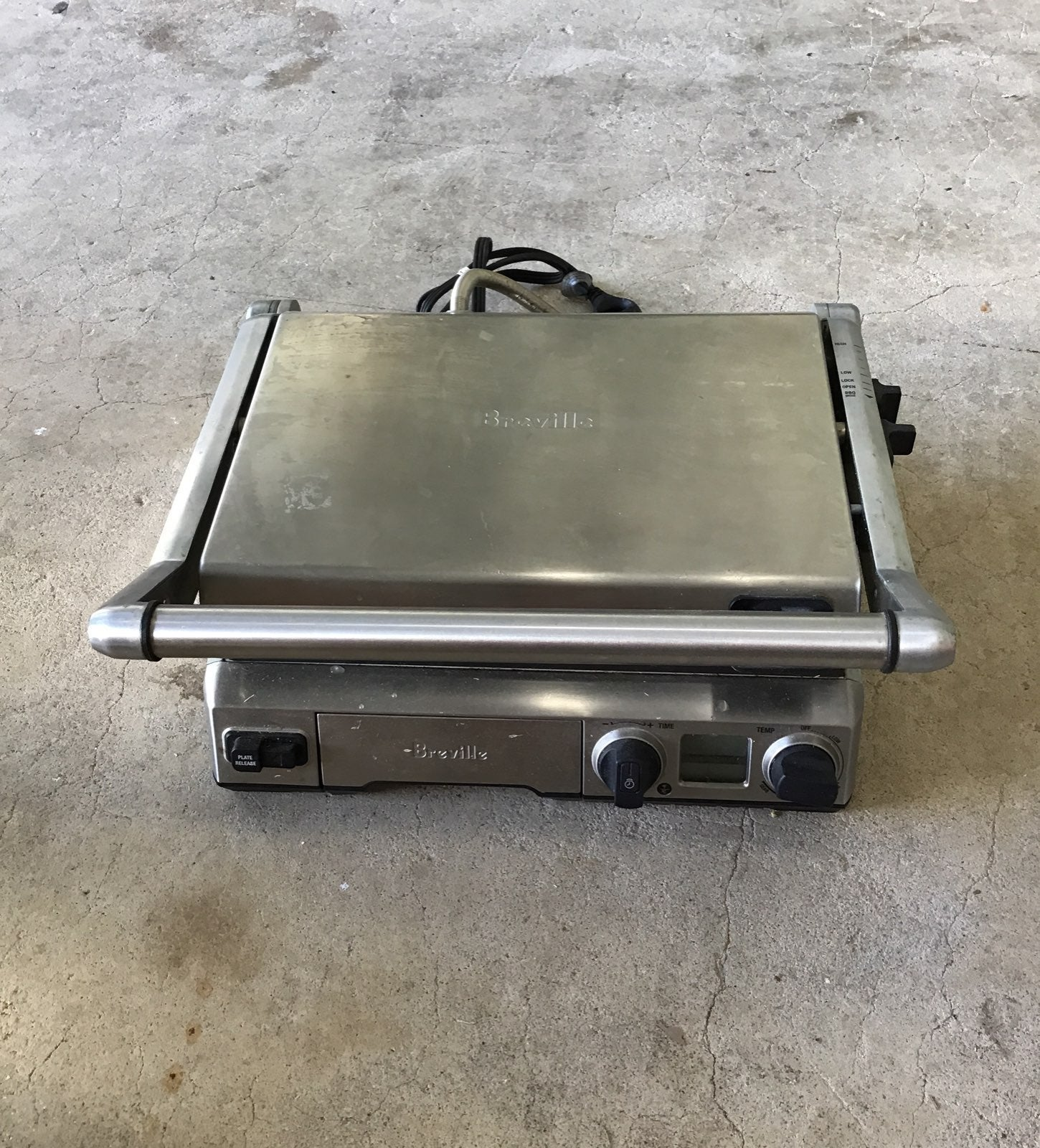 Breville BGR820XL The Smart Grill tested
