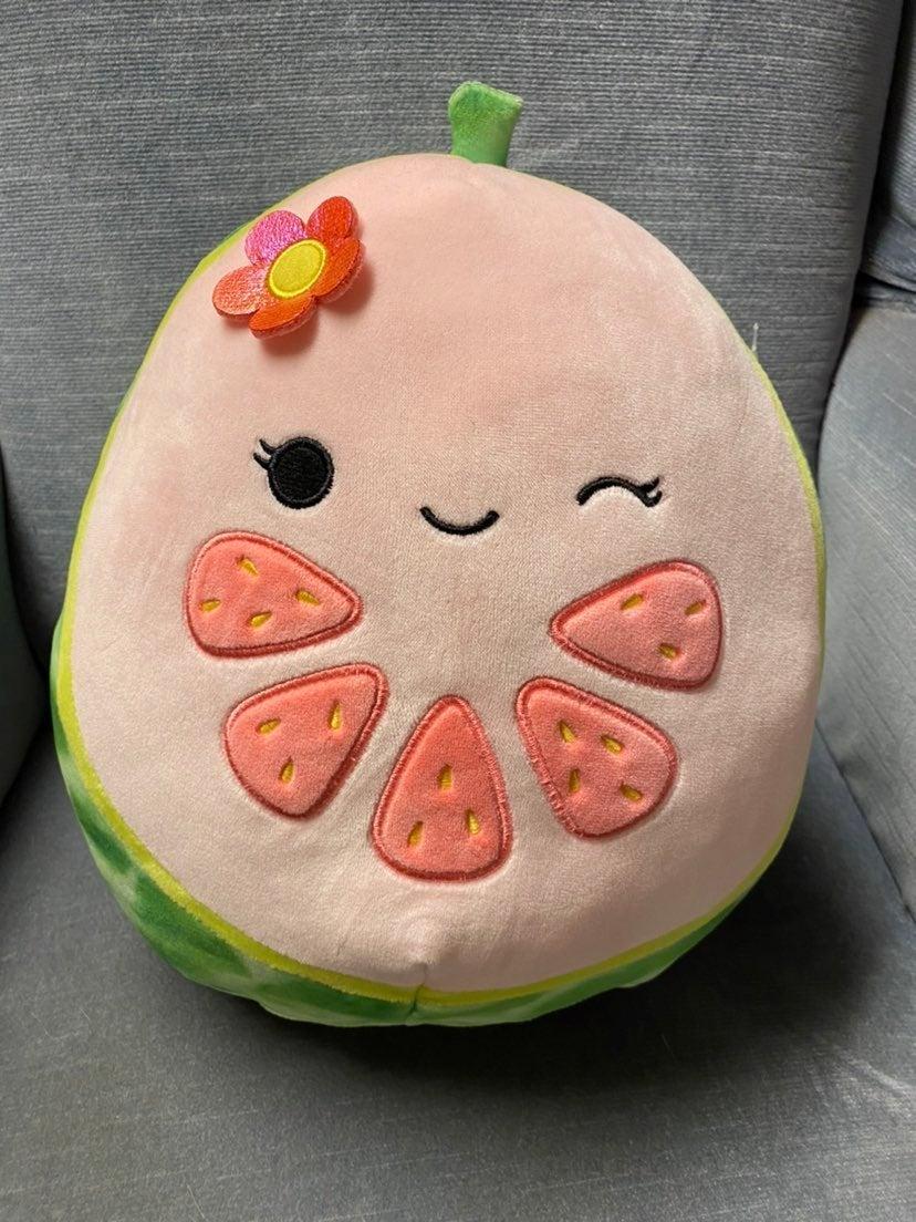 Squishmallow guava