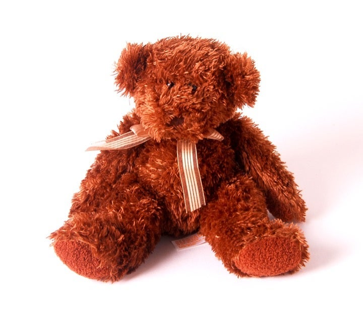 """Circo Kids Brown Bear Plush 9"""""""