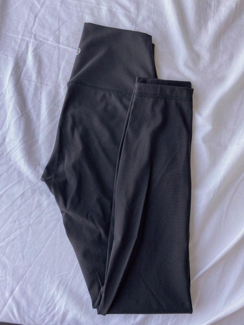 lululemon Wunder Under leggings size 4