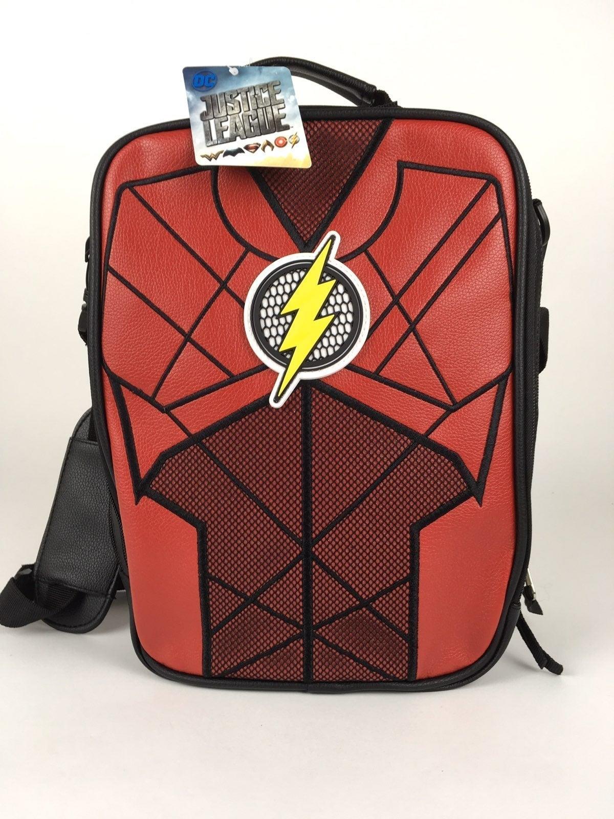DC Comics The Flash Messanger Bag