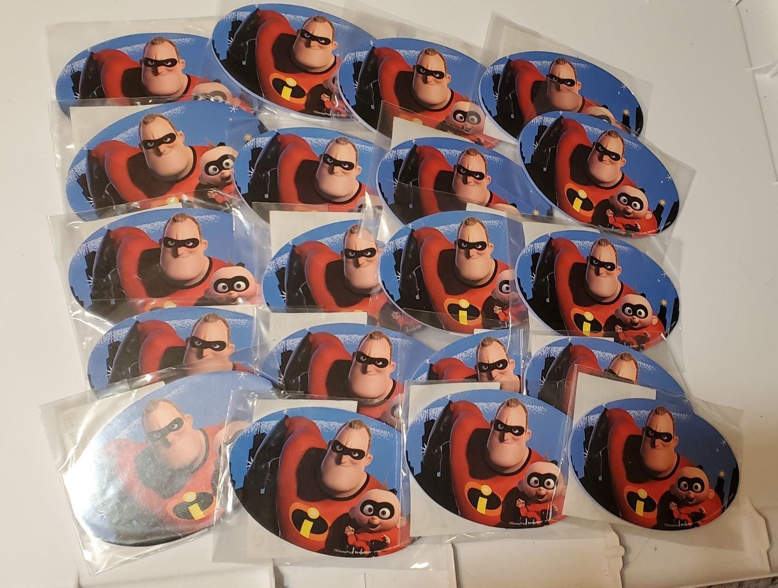 Disney Incredibles 2 foam flyers