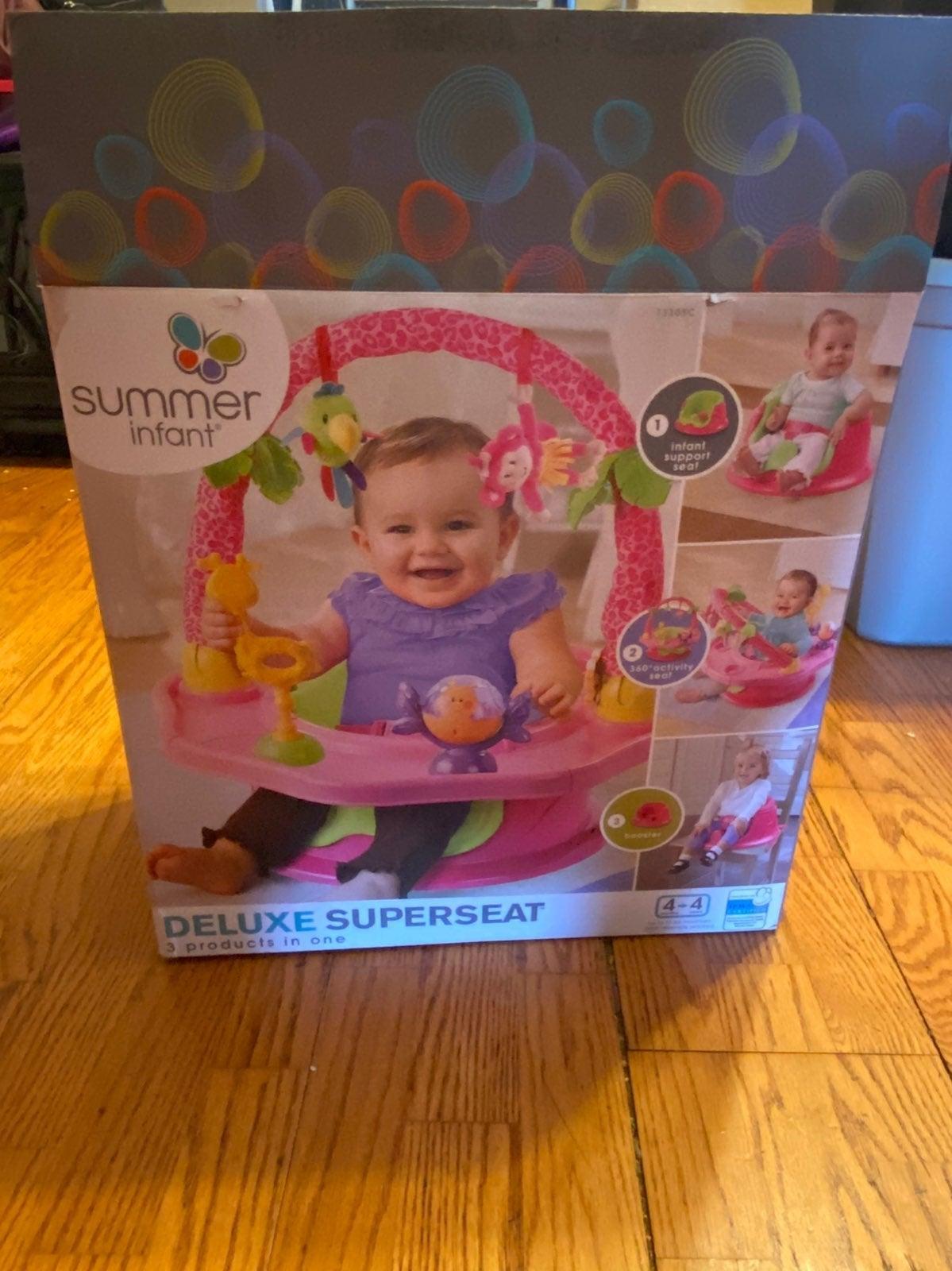 Deluxe Baby Superseat