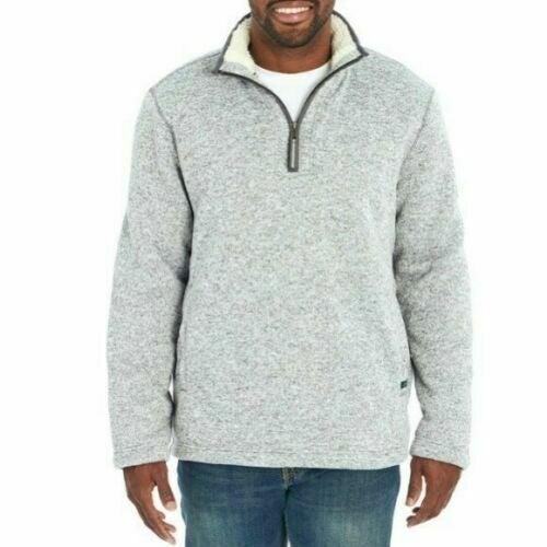 Orvis Men's Fleece Lined Quarter Zip