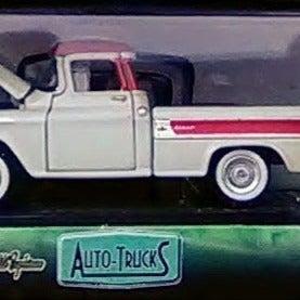 M2 Auto Trucks New '56 Cameo & '58 Dodge