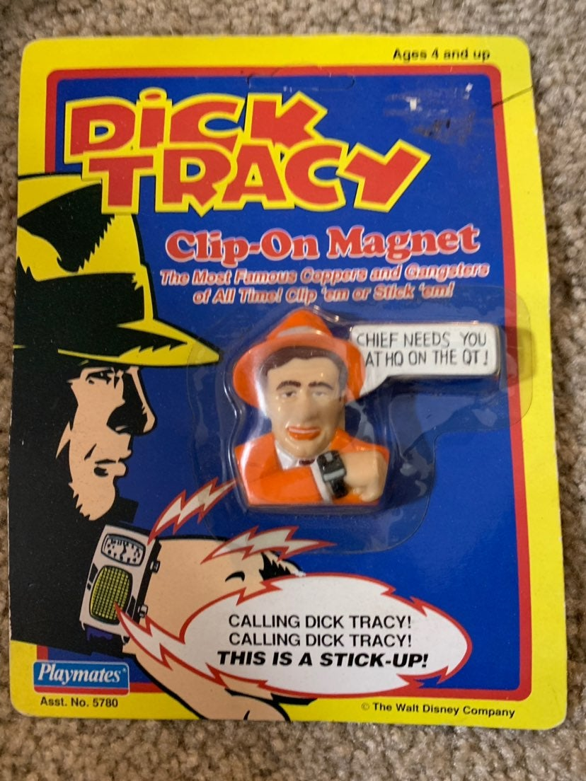 Dick Tracy Magnet
