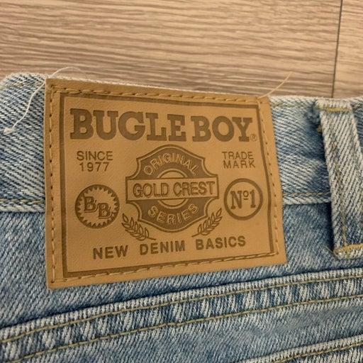 1990s Vintage Mens Bugle Boy Jeans