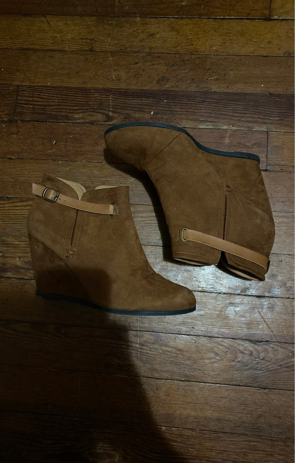 Womens wedges (maurices)