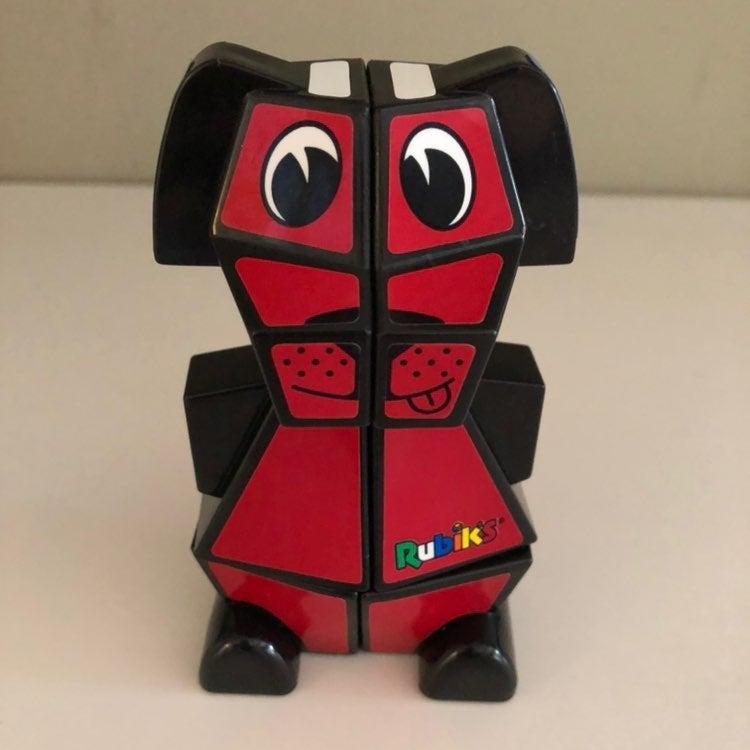 Rubiks Cube Junior Puppy
