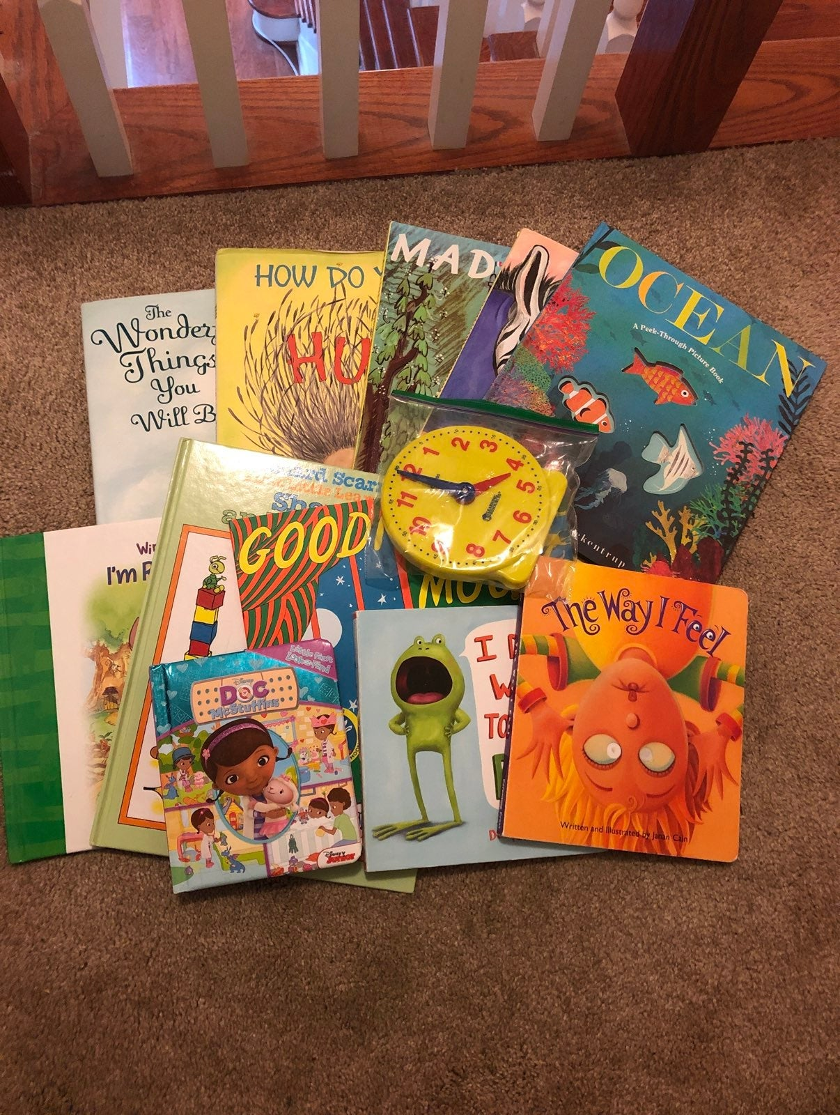 Social emotional and Educational books