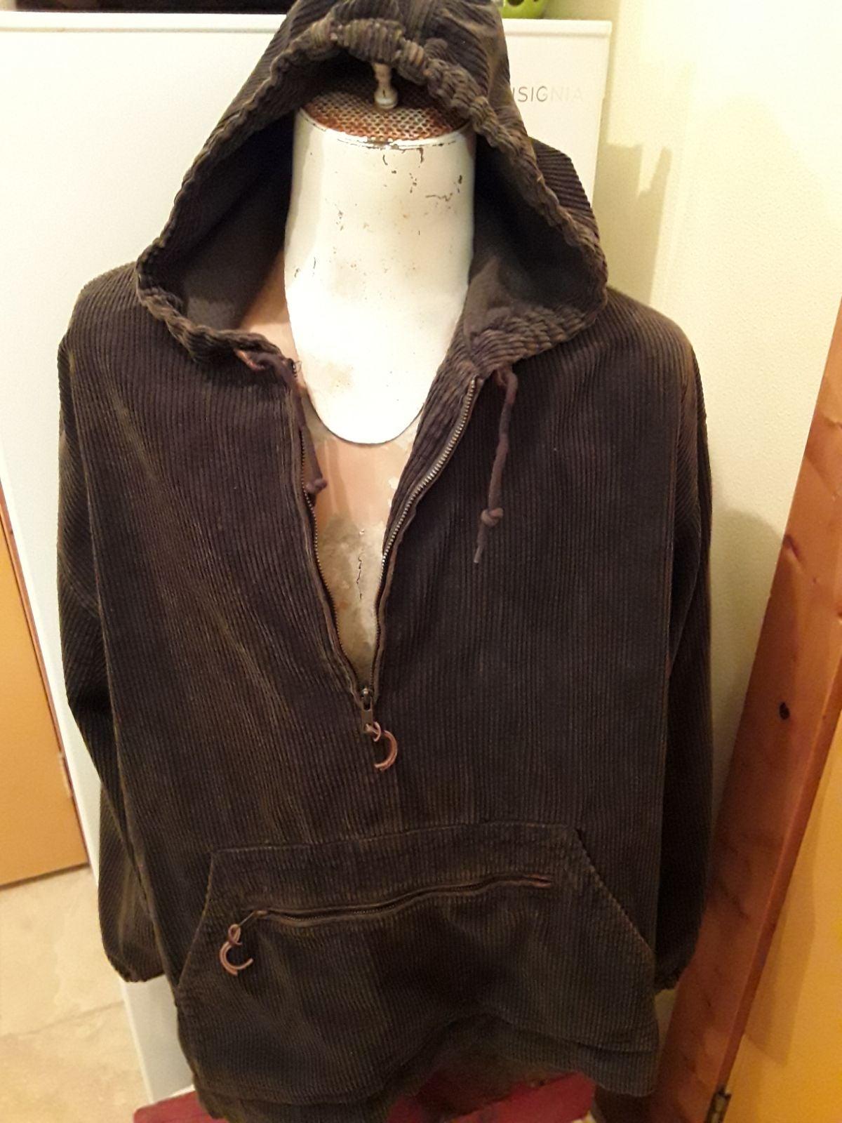 Men's Vintage Cord J. CREW Shirt Jac, XL
