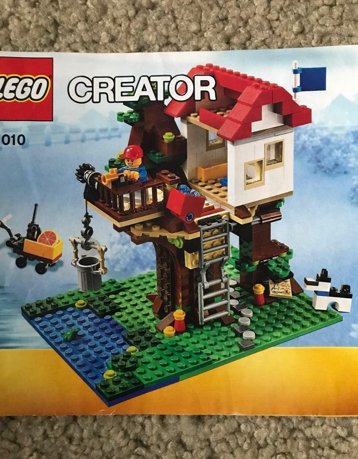 Discontinued Lego Creator
