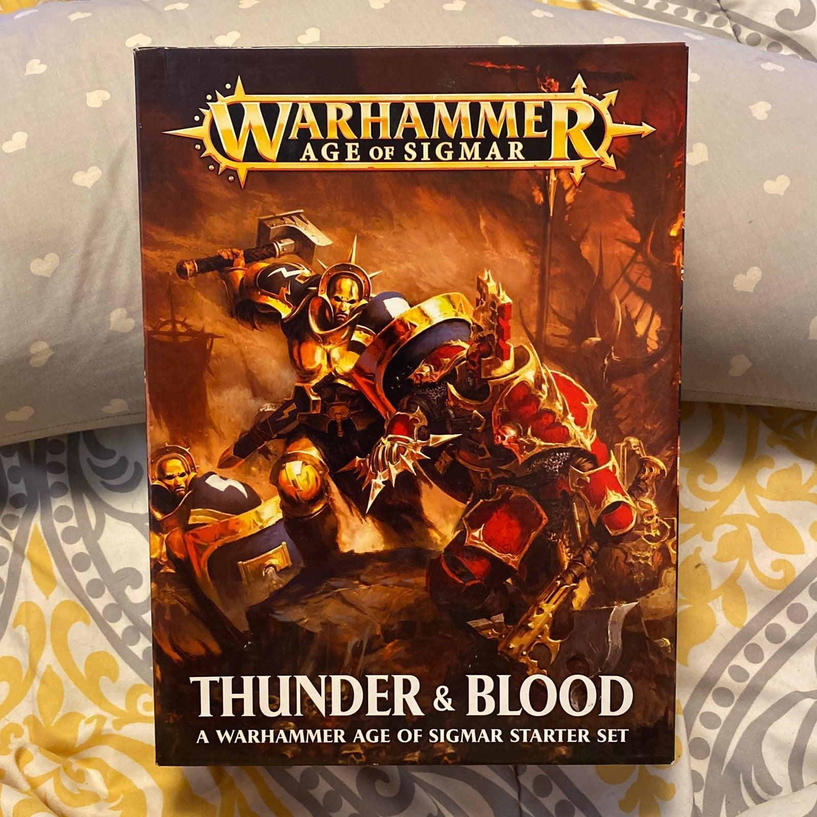 Thunder and Blood Starter Set