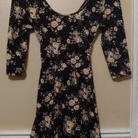 88c3a931c7 FOREVER 21 Skater Skirt Dresses | Mercari
