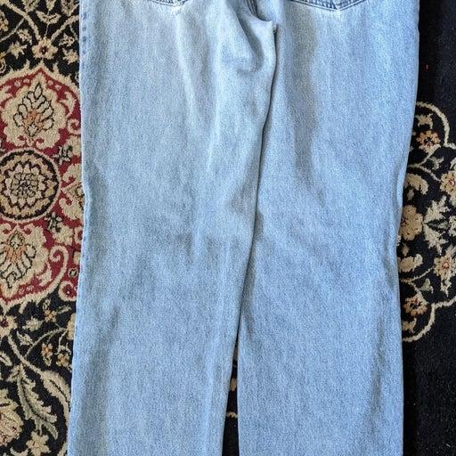 Bugle Boy Vintage ripped Jeans