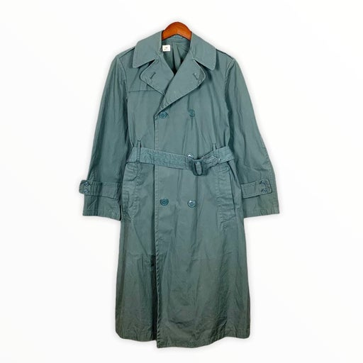 Vintage 60s military trench coat