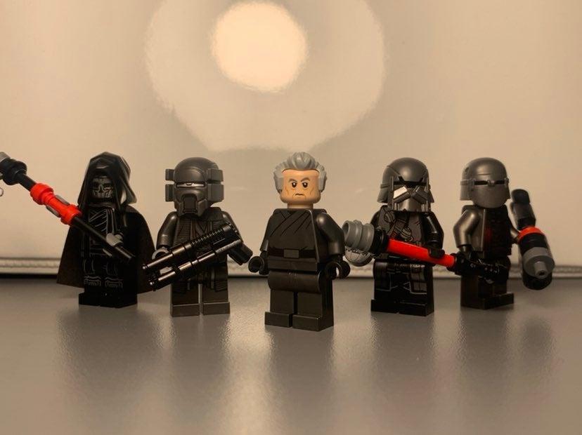 Lego Star Wars Knights of Ren