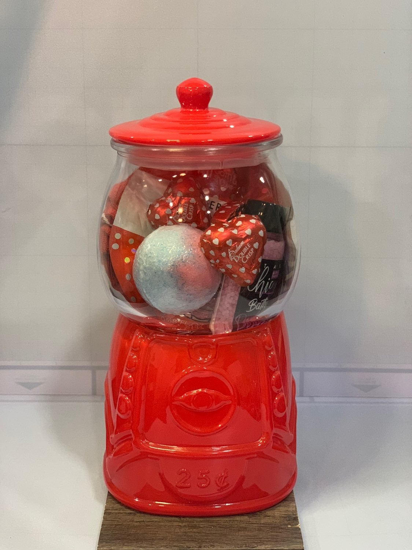 Target Gumball machine jar bull's-eye