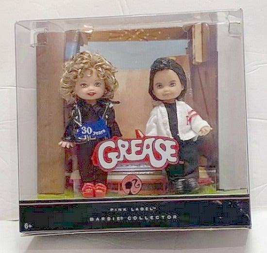 2008 Barbie Kelly Pink Label Grease