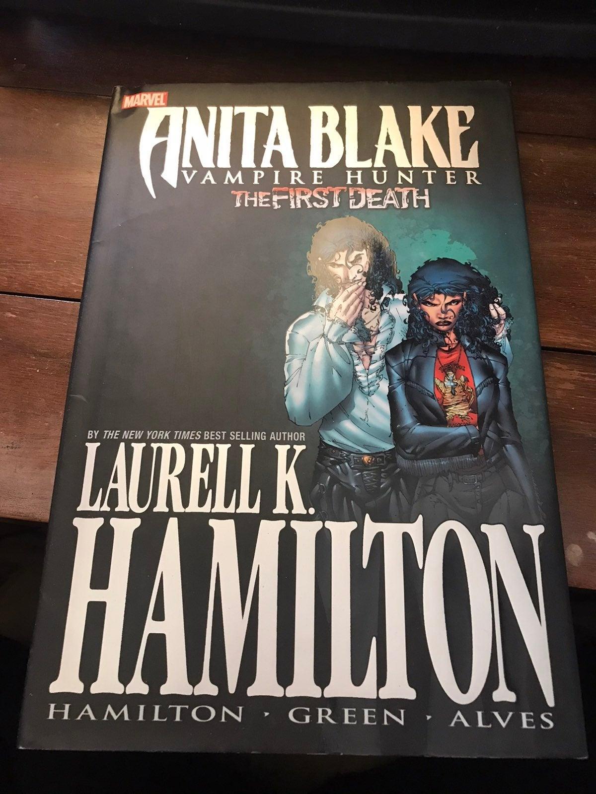 Anita Blake, Vampire Hunter: The First D
