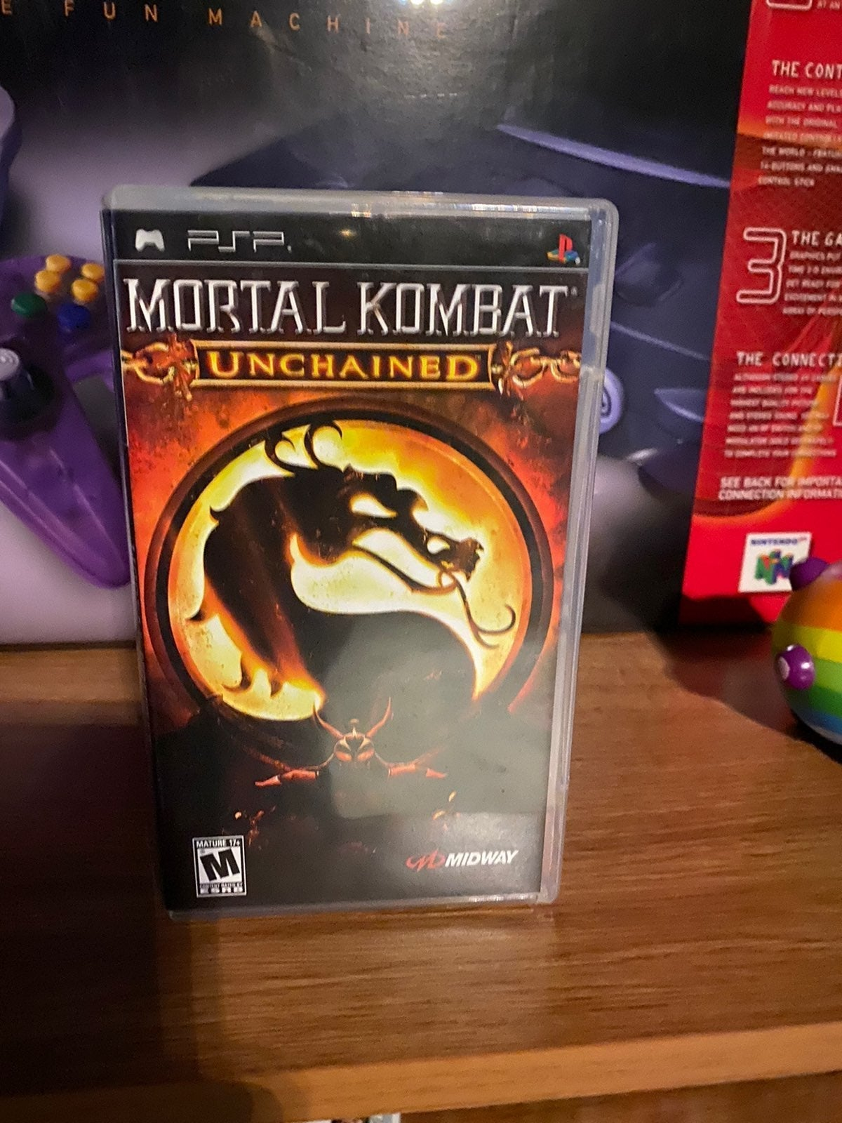 Mortal Kombat: Unchained (Doesnt Work)