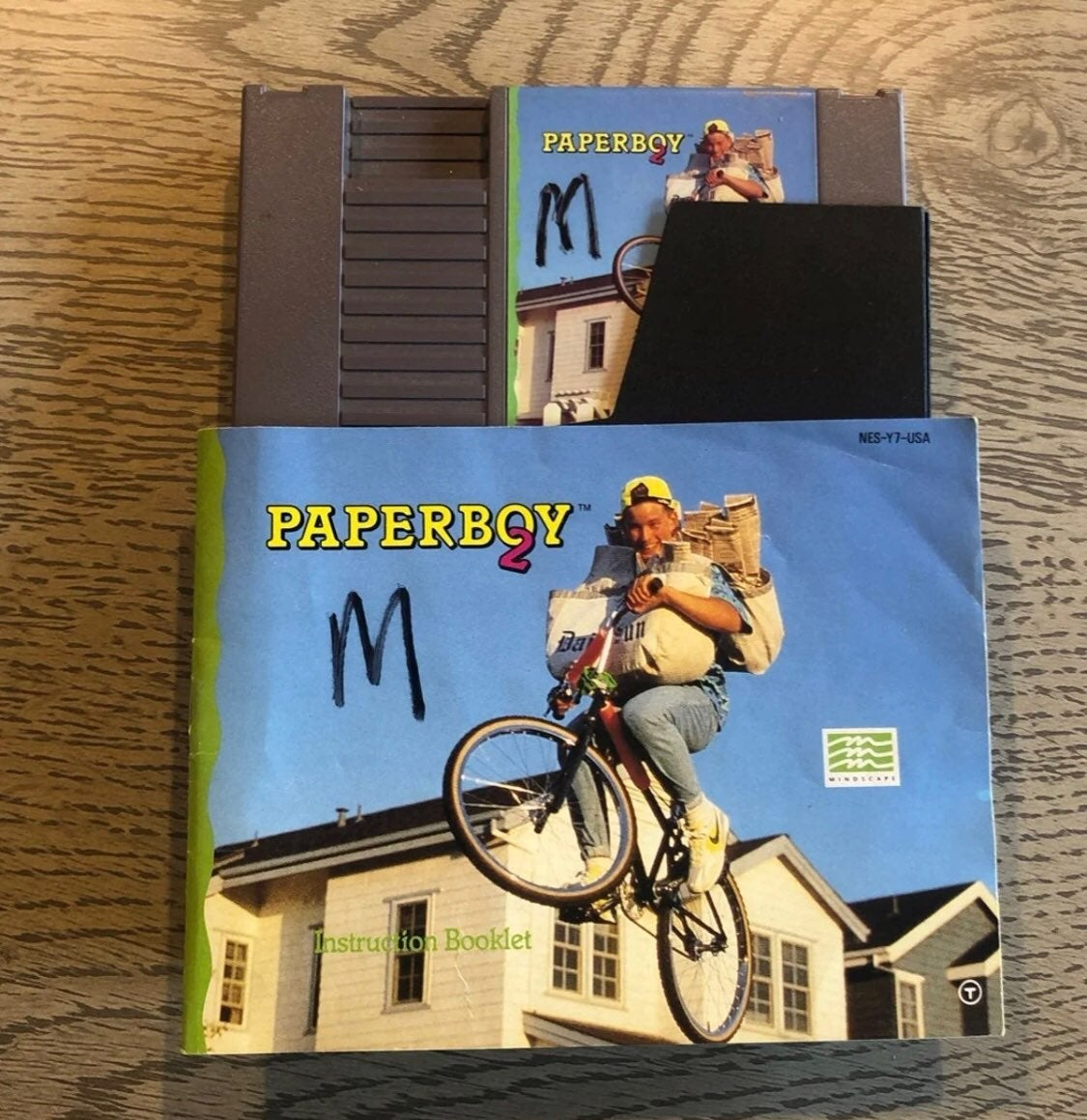 Paperboy 2 with Manual - Nintendo NES