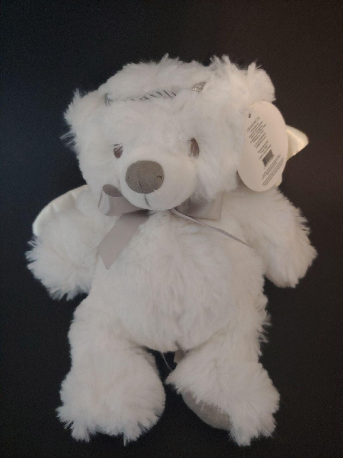 Demdaco Tender Blessings Angel Bear Plus
