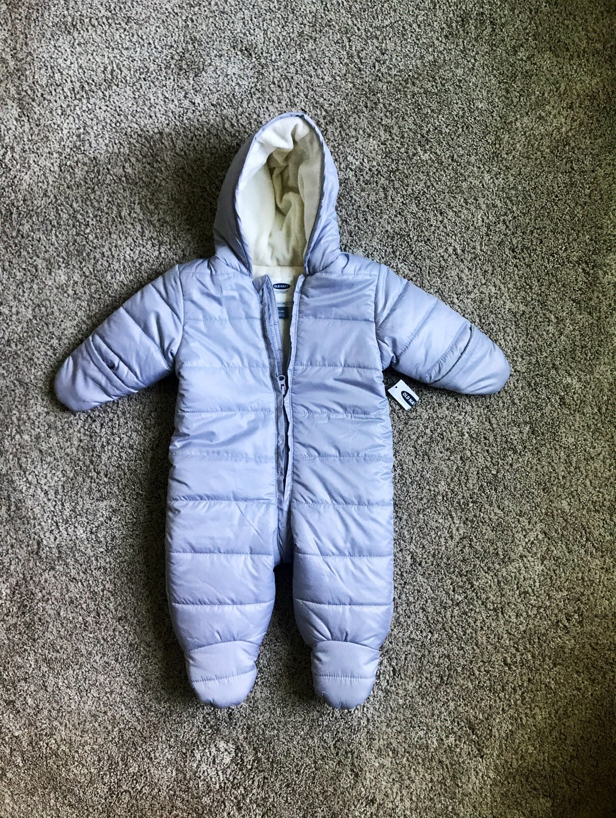 NWT Baby Snow Suit
