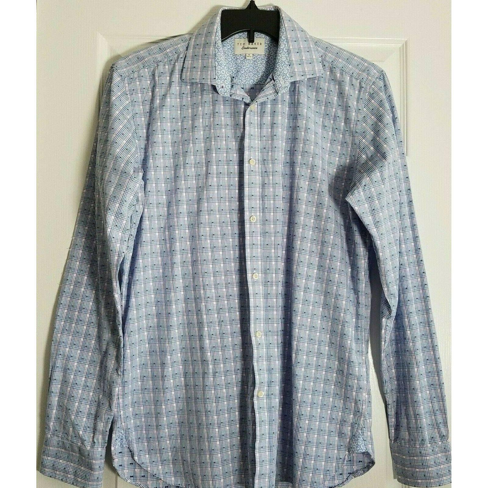 Ted Baker Endurance Dress Shirt 16 36/37