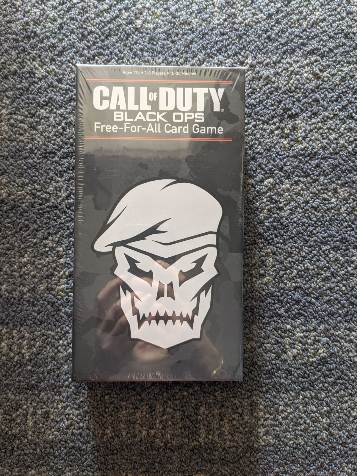 Call of Duty Black Ops Free-For-All Card
