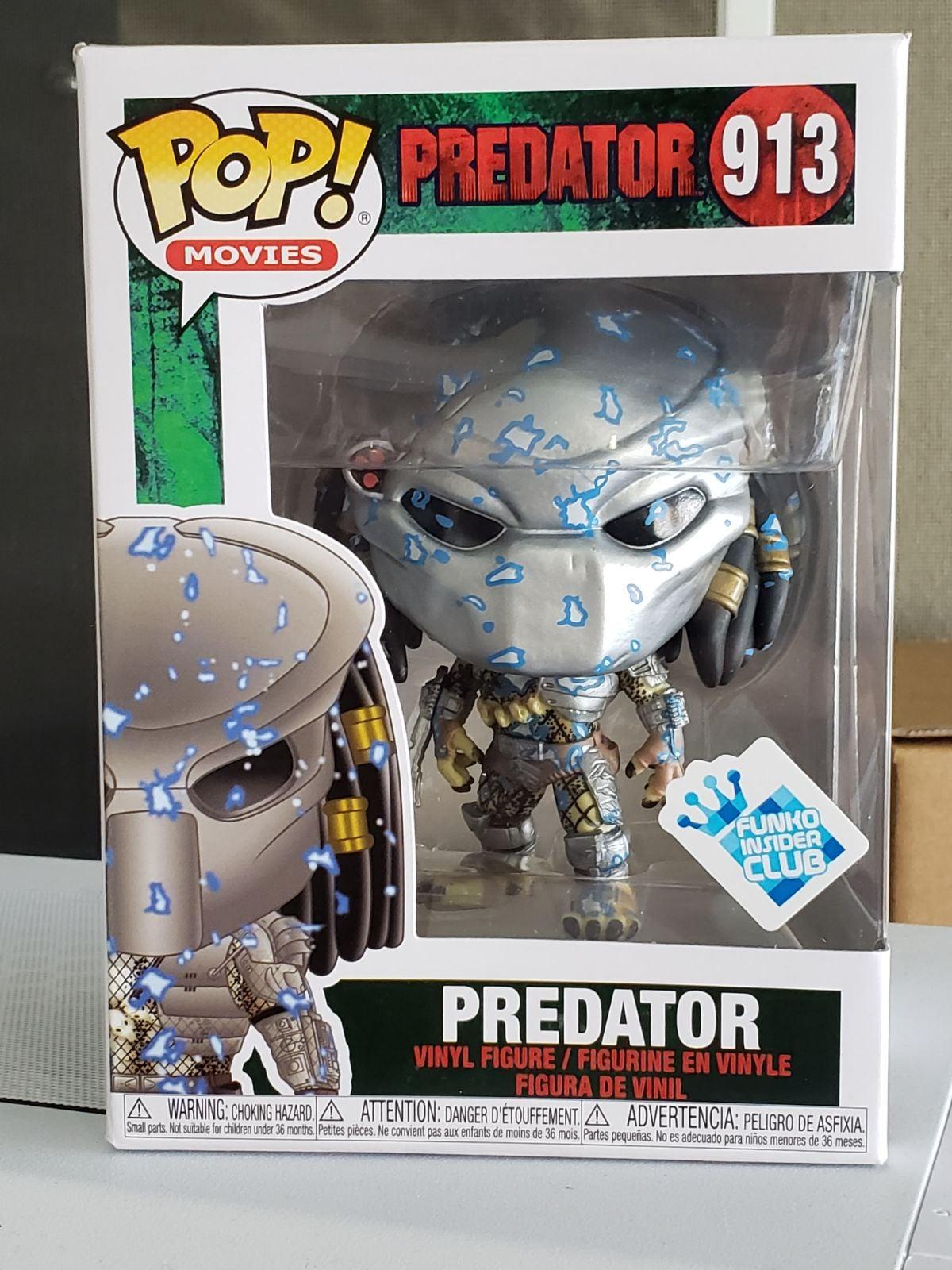 Predator Funko Pop