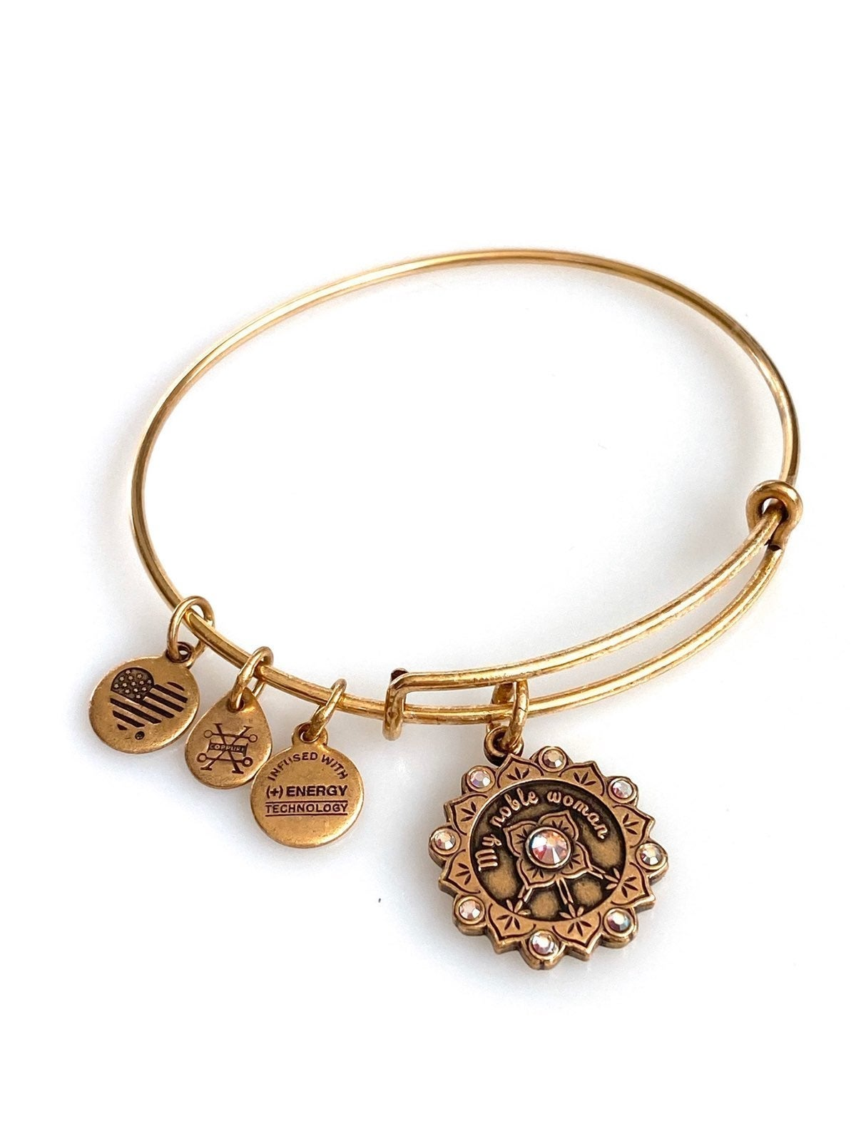 Alex and Ani Maid of Honor bracelet