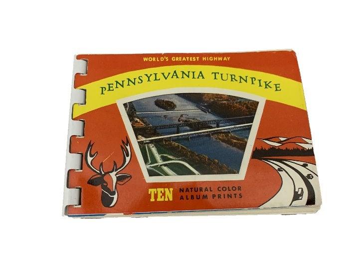 "Pennsylvania Turnpike Photo Book - 4"""