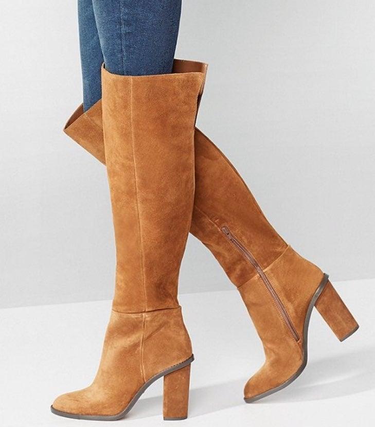 Gianni Bini Wide-Calf Boots | Mercari