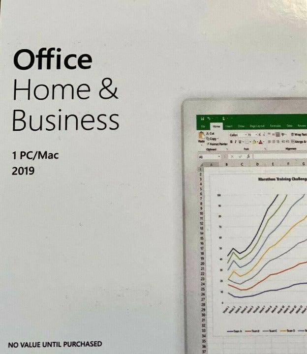 Microsoft Office Mac Home Business 2019