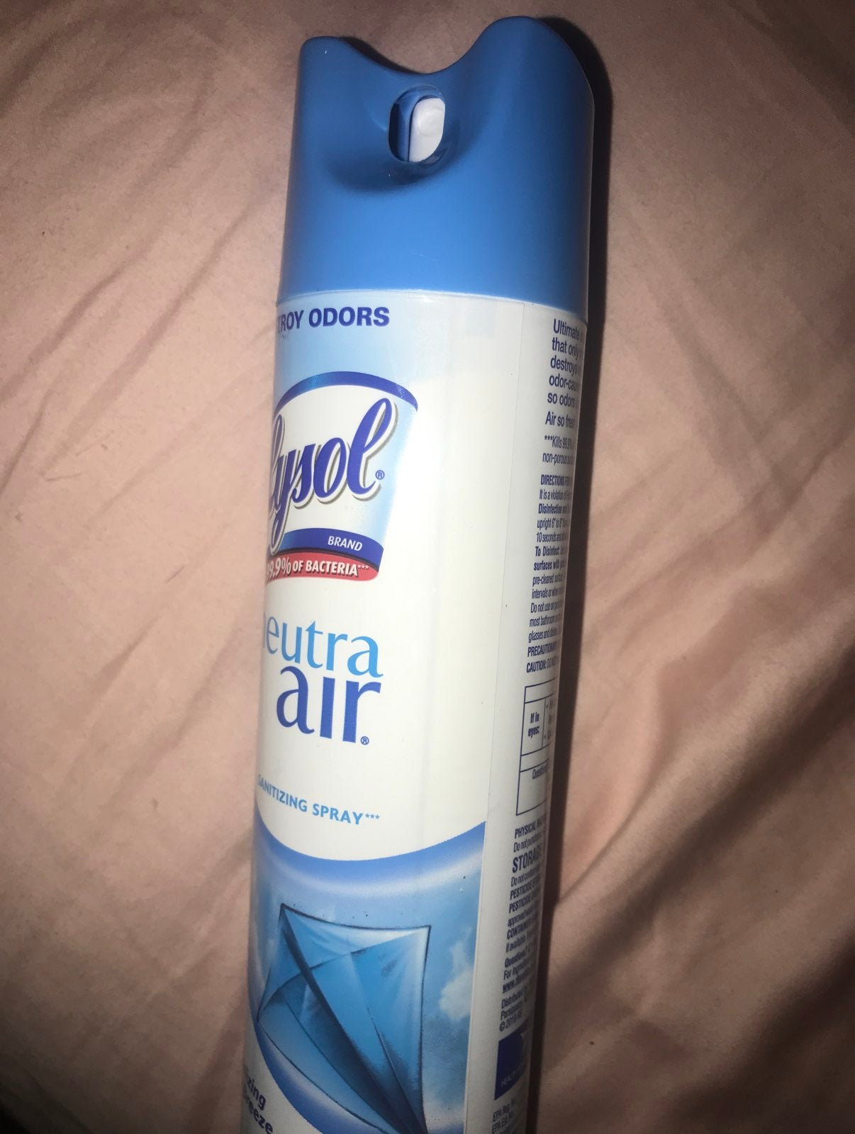 lysol spray