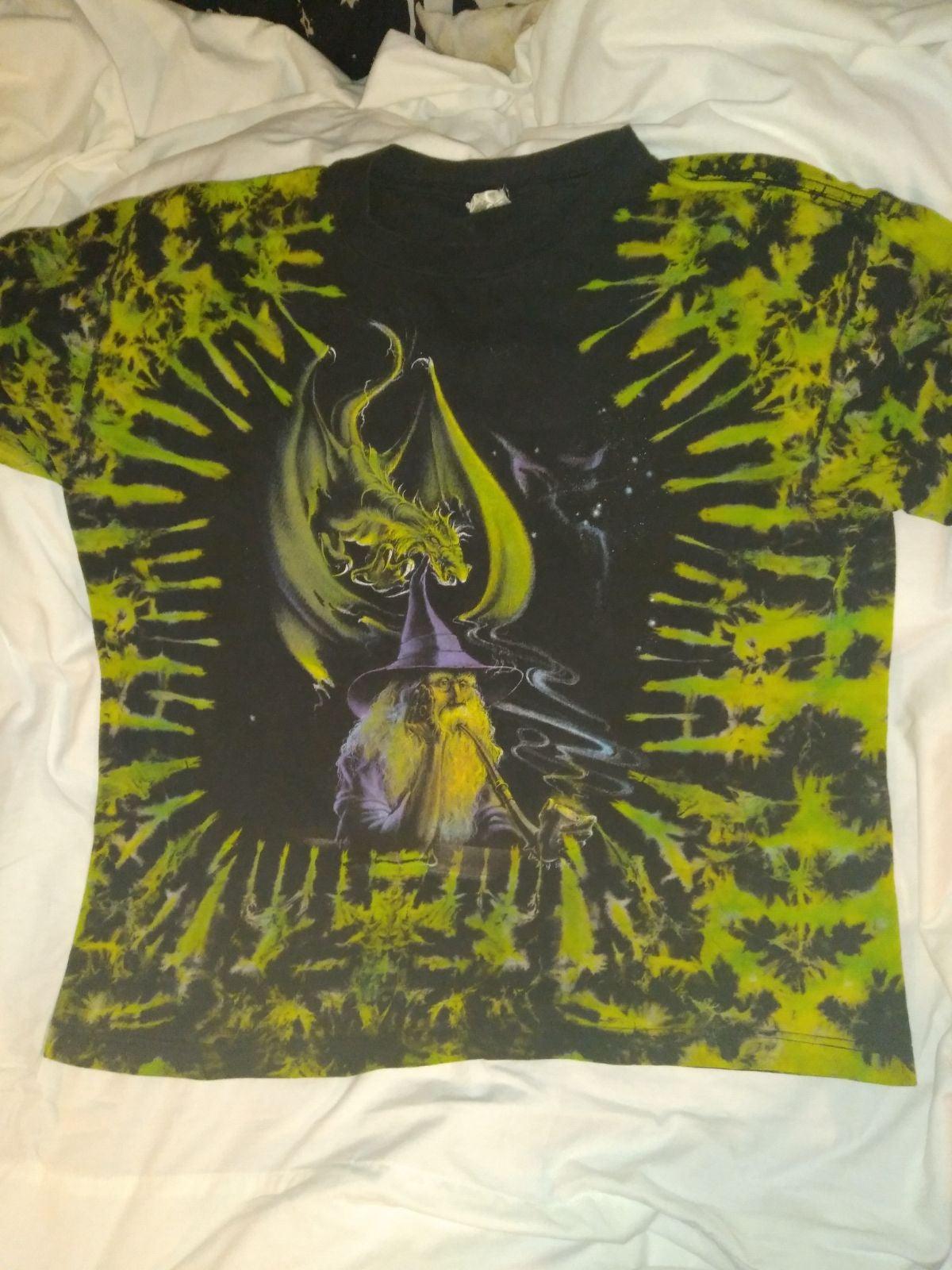 Tour champ vintage wizard shirt