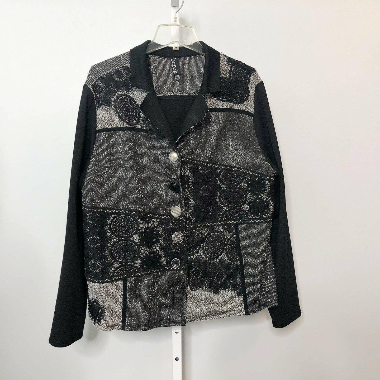 Berek Plus Size XXL Cardigan