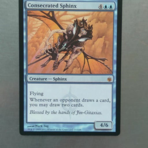 Magic: The Gathering Consecrated Sphinx