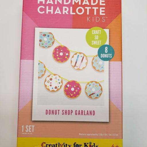 Charlotte Kids Donut Shop Garland