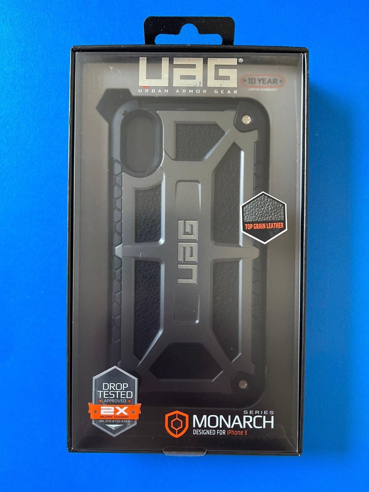 iPhone X/XS - UAG Monarch Case