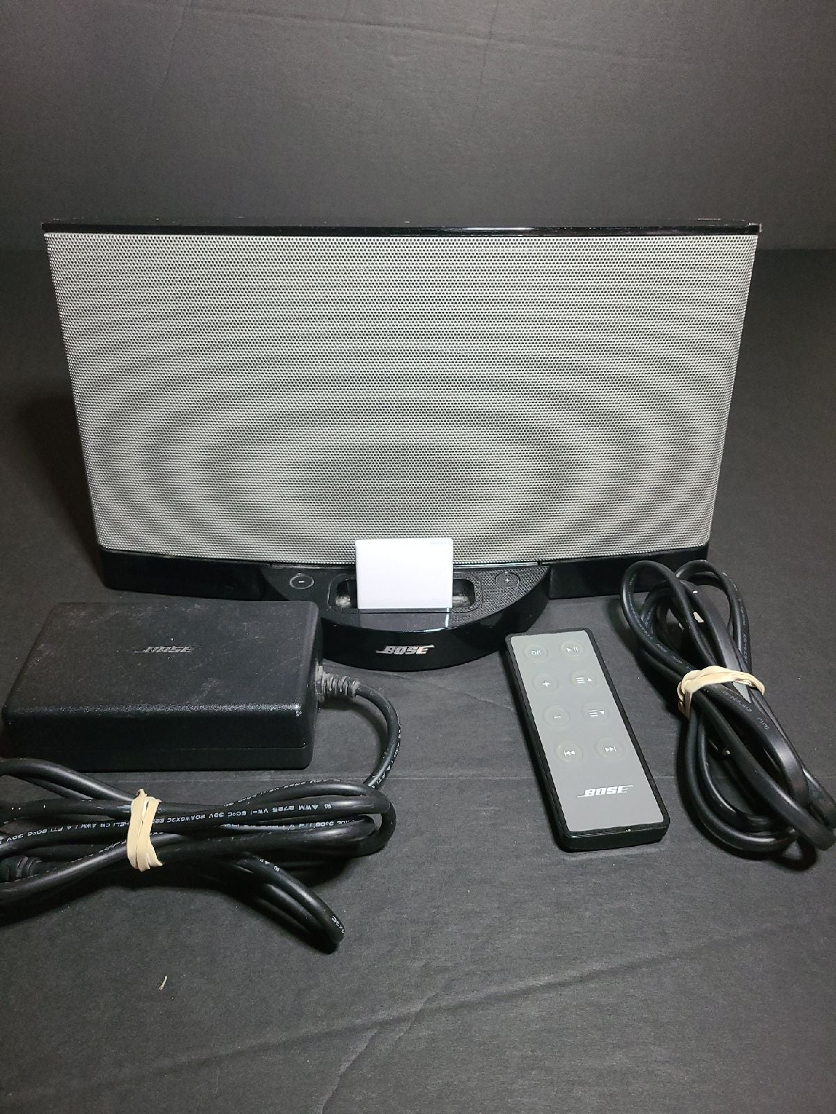 Bose SoundDock Series 2 with Bluetooth